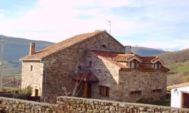 Casa Rural Posada Casavieja en Reinosa a 28Km. de Los Tojos