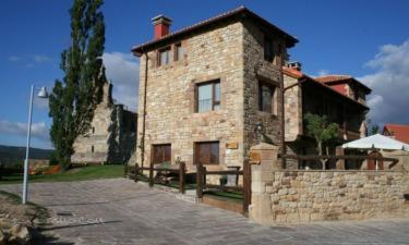 Casa Rural La Coruja del Ebro en Sobrepeña a 14Km. de Riopanero