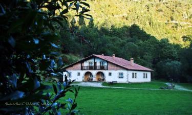 Casa Rural El Cerrao en San Vicente de la Barquera (Cantabria)