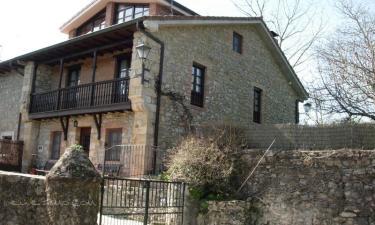 La Casa de Migegos en San Vicente de la Barquera a 15Km. de Comillas