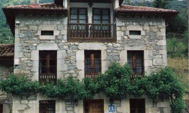 Casa Rural El Agero en Lebeña a 20Km. de Mogrovejo