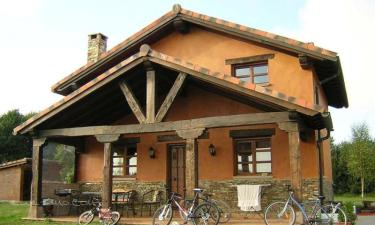 Casa Rural El Cierruco en Santillana del Mar a 7Km. de Reocín