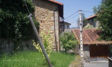 La Casa Vieja de Alceda en Alceda a 25Km. de Los Corrales de Buelna