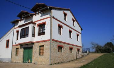 Casa Rural Perulle en Revilla (Cantabria)