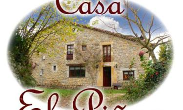 Casa rural el Piñar de Luey en Luey a 13Km. de San Vicente de la Barquera