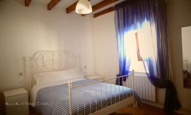 Casa la Mimosa en Quijano (Cantabria)