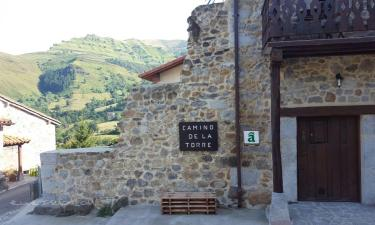 Vivienda Rural Camino de la Torre en Ramales de La Victoria (Cantabria)