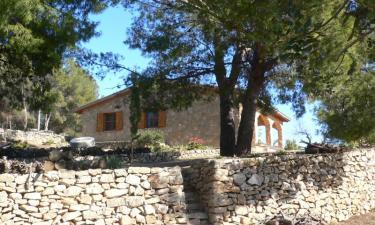 Casa Rural La Miguelota en Les Useras/Useres (Castellón)