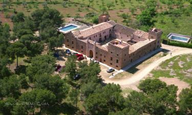 Casa Rural Masía de San Juan en Altura a 15Km. de Benafer