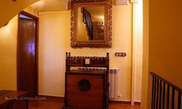 Casa Rural La Font en Benasal a 11Km. de Torre Embesora