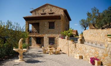 Mas d'Albalat  en Els Rosildos (Castellón)