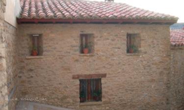 Casa Cami Real en Vilafranca del Cid a 20Km. de Vistabella del Maestrazgo