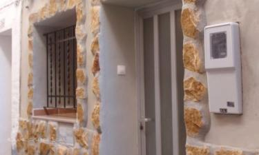 Casa  Rural Caudiel en Caudiel a 2Km. de Benafer