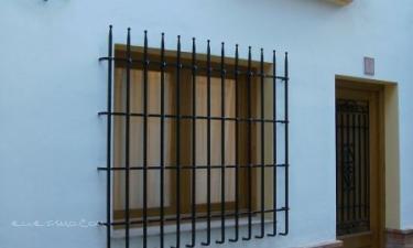 Casa  Arminda en Benafer (Castellón)