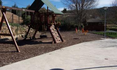 parque infantil  Complejo Valle Espadan