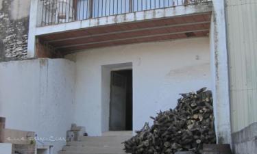 Casa Sans en Cálig (Castellón)