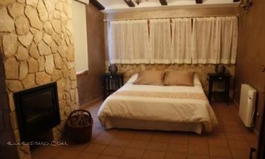 Casa Rural Tío Victoriano en Espadilla a 25Km. de Artana