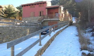 Casa Rueda en Vistabella del Maestrazgo (Castellón)