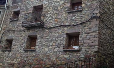 Casa Cuny en Eslida a 28Km. de Araia