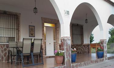 Casa Rural La Casa de Carlos en Pozuelo de Calatrava (Ciudad Real)