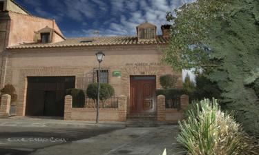 Casa Rural Don Martin Rural en Almagro a 20Km. de Torralba de Calatrava