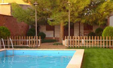 Casa Rural Crisalva en Granátula de Calatrava a 22Km. de Pozuelo de Calatrava