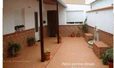 Casa Rural La Ribera del Bullaque en El Robledo (Ciudad Real)