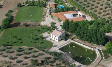 Casa Rural Sol Verde en Villanueva de la Fuente a 21Km. de Reolid