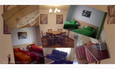 Hostelerias Parris en Castellar de Santiago a 49Km. de Chiclana de Segura