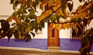 Casa rural Pernales en Ruidera a 20Km. de Ossa de Montiel
