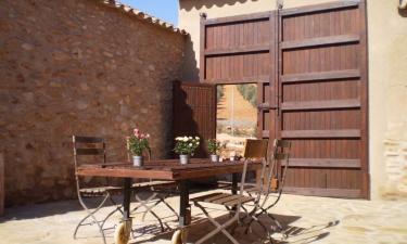 Casa Rural La Huerta El Bao en Villanueva de los Infantes (Ciudad Real)