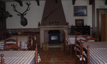 Casa Rural Sierra Madrona en Solana del Pino (Ciudad Real)