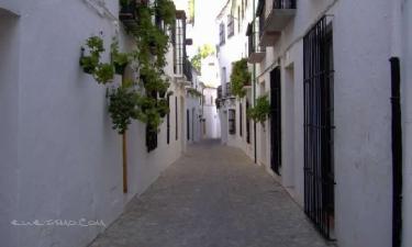 Casa Rural La Villa en Priego de Córdoba (Córdoba)
