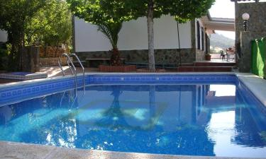 Casa de Campo La Solana en Villaharta (Córdoba)