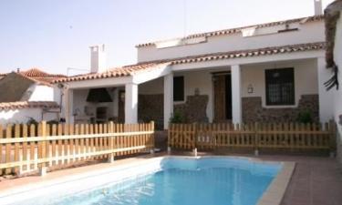 Casa Rural Aldealia - Tia carmen en Cañada del Gamo a 64Km. de Berlanga