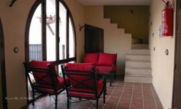 Casa Rural Aldealia - Dña Benita en Doña Rama a 19Km. de Cañada del Gamo