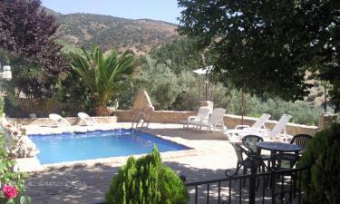 Casa Rural Superior Cortijo Casablanca en Priego de Córdoba a 8Km. de Almedinilla