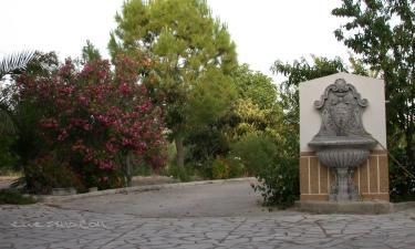 Casa Rural Cortijo las Rosas en Cabra (Córdoba)
