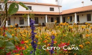 Cerro Caña en Posadilla (Córdoba)