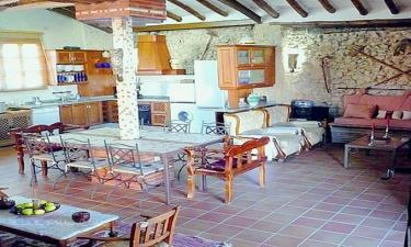 Casa rural Cortijo Las Gregorias en Lucena a 13Km. de Cabra