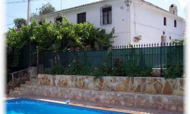 Casa Eufemia en Priego de Córdoba (Córdoba)