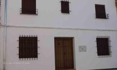 Casa la Pililla en Carcabuey (Córdoba)