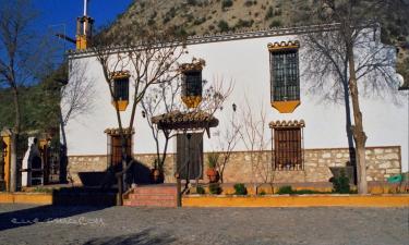 Casa La Barca en Palenciana a 27Km. de Humilladero