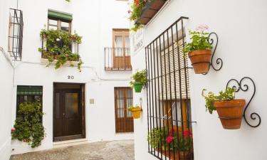 Casa Del Rey en Priego de Córdoba (Córdoba)