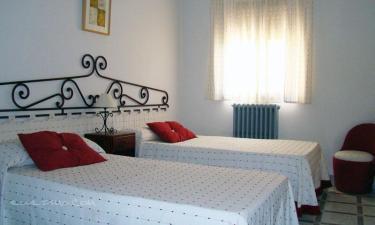Casa Rural Sole en Caracenilla a 15Km. de Horcajada de la Torre