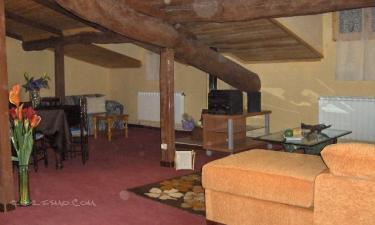 Casa Rural La Casa de Arrancacepas en Arrancacepas (Cuenca)
