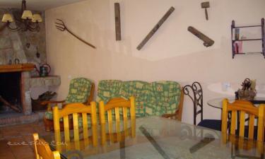 Casa Rural Molino de Papel en Palomera (Cuenca)
