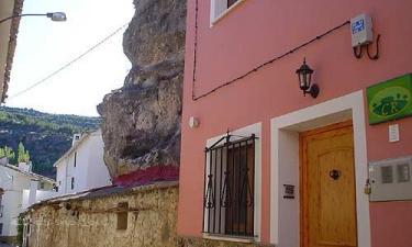 Casa Rural Roca Viva en Palomera a 26Km. de Colliguilla