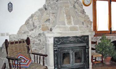Casa rural Los Justinos en Fuentes (Cuenca)
