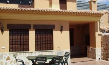 Casa Rural El Rento en Campillo de Altobuey (Cuenca)